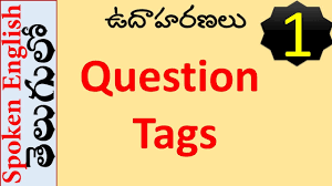 what are question tags in english grammar part 1 youtube