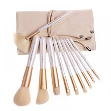 zoreya 15 pieces makeup brush set professional makeup brushes