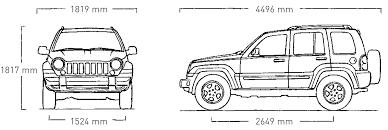 index of blueprints jeep