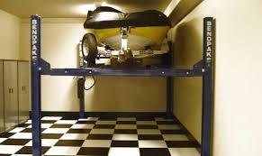 Backyard Buddy Lift Reviews Bendpak Boat Storage Garage Lift Hd 7500bl Garage Boat Storage