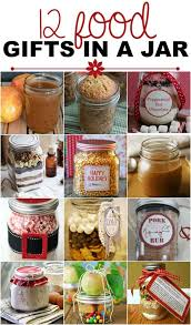 food gifts food gifts in a jar recipes