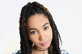 marley hairstyles how to style marley twists 8 easy hairstyles style of colours