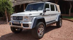 mercedes safari suv let s explore the mercedes maybach g 650 landaulet