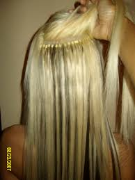 Micro Beaded Hair Extensions by Braidsweavesnmore Hair Extension Photos