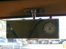 Vintage Ford Truck Mirrors - 1936 ford model 68 club cabriolet