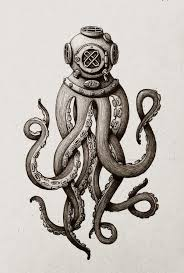 Octopus Tattoo Ideas Best 25 Squid Tattoo Ideas On Pinterest Cthulhu Tattoo Squid