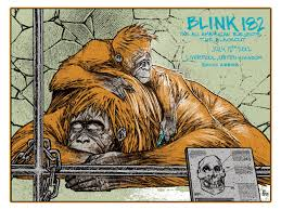Blink 182 Halloween Shirt by Blink 182 N8vandyke