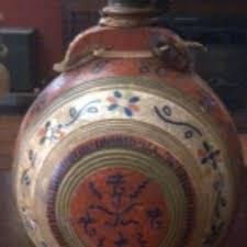 wooden flasks antique flasks collectors weekly