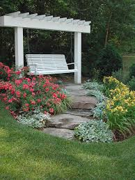 photos of the simple landscaping ideas for small backyards with