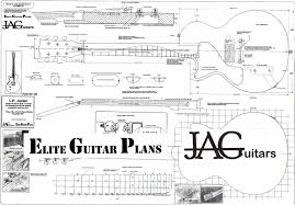 luthiers plan to build p022l left hand les paul junior