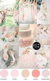 Color Theme Ideas Best 25 Gold Wedding Colour Theme Ideas On Pinterest Blush