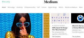 www medium medium has a weird relationship with creative writing