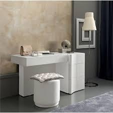 table bedroom modern white modern vanity table boston read write trendy vanity table