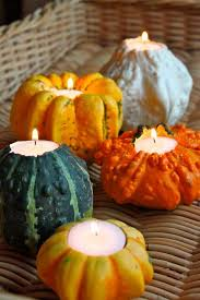 Candle Centerpieces Thanksgiving Candle Centerpiece Idea Family Holiday Net Guide To