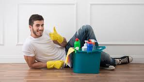 homemade cleaners for spring cleaning