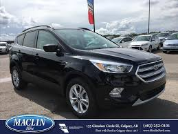 ford escape 2017 black 2017 ford escape house of cars airdrie