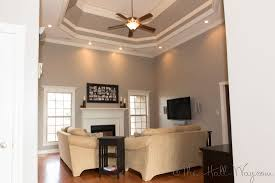 interior greige paint color benjamin moore pale oak revere