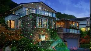 christmas laser lights for house christmas laser projector house lights review giveaway american