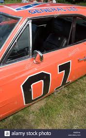 orange cars 1969 dodge charger mopar general lee replica muscle car tv show
