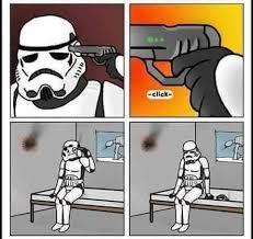Star Wars Stormtrooper Meme - funny star wars gifs memes star wars battlefront
