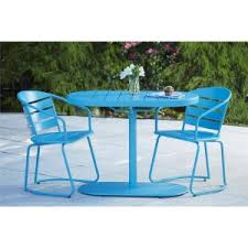 Turquoise Patio Furniture Outdoor Bistro Sets On Hayneedle Outdoor Bistro Table Set