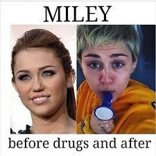 Drug Addict Meme - miley cyrus slams pregnancy and drug abuse rumors