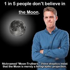 Conspiracy Meme - moon thruthers conspiracy theories know your meme