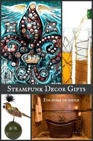 office design steampunk decor gifts for home or office steampunk