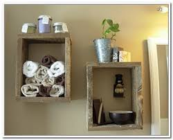 Bathroom Towel Shelves Wall Mounted Wall Mounted Towel Storage Design Decoration