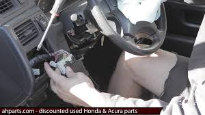 honda crv 2000 parts how to install change window switch 1997 1998 1999 2000 2001