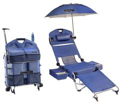 Folding Chair Backpack Loungepac Beach Chair Backpack The Coolest Stuff Ever