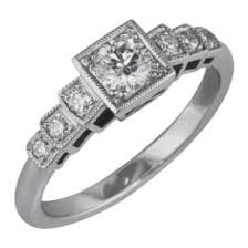 art deco engagement rings london victorian ring co uk