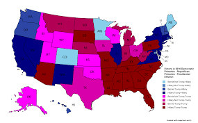 2016 Election Prediction Youtube by Electoral Map Presidential Elections Us 2016
