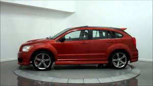2008 dodge caliber srt4 turbo youtube