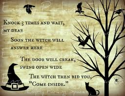 Spooky Halloween Poem Halloween Archives Empty Parking Spaces This Years Favorite