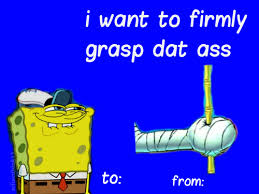 spongebob valentines day cards spongebob s day cards card