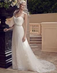 wedding dress sheer straps casablanca bridal 2196 wedding dress madamebridal com