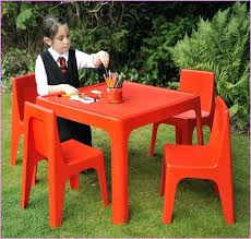 childrens plastic table and chairs cool childrens plastic table and chair set ideas best image engine