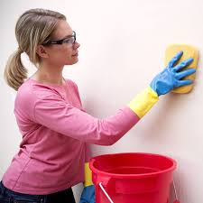 clean wall how to clean walls without leaving streaks full guide yellow how to