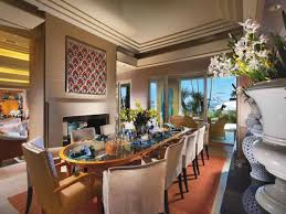 Tropical Dining Room Furniture How To Make A Beautiful Small Dining Room With Tropical Theme