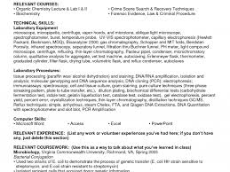 Resume Computer Skills List Example by Sample Resume Laboratory Skills List List Of The Best Skills For