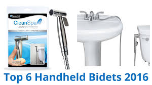 Brondell Cleanspa Hand Held Bidet 6 Best Handheld Bidets 2016 Youtube