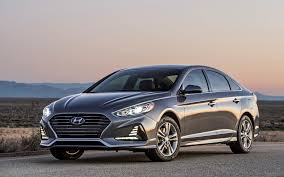 2018 hyundai sonata refreshed and presented at the new york auto