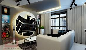 Home Interior Design Company Singapore Design Company Builds The Ultimate U0027avengers U0027 Themed