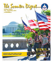the scouter digest summer 2014 by national capital area council