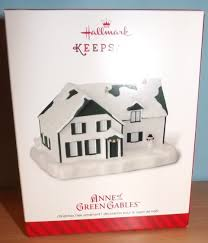 hallmark of green gables ornament in series