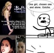 Cereal Girl Meme - cereal guy buffy by ben meme center