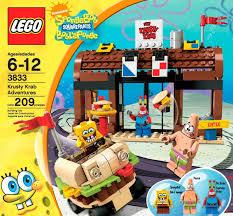 buy lego spongebob squarepants krusty krab adventures online at