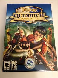 harry potter quidditch world cup pc 2003 ebay