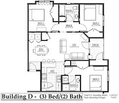 3 bedroom 2 bathroom building d 3 bedroom the flats at terre view